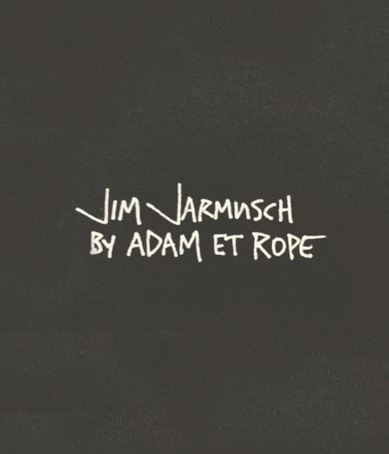 アダム エ ロペ オム | 【JIM JARMUSCH By ADAM ET ROPE'】MOVIE T-shirt - 13