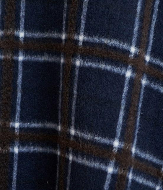 ロペピクニック   ウール混立体シャギーフレアスカート - 5