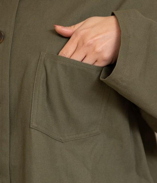 ビス | 【WEB限定】ロングジャケット - 6