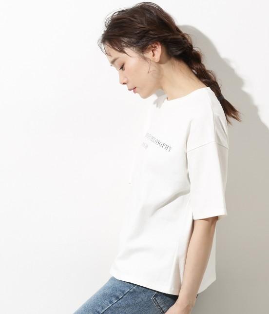 ビス   【WEB限定】ロゴTシャツ - 1