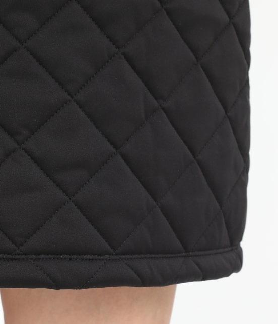 ジュン アンド ロペ | 【予約】【撥水】【防風】キルティングスカート - 8