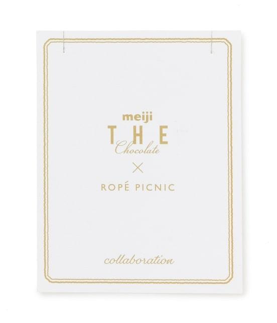 ロペピクニックパサージュ   【meiji THE Chocolate×ROPE' PICNIC】モチーフトップネックレス - 4
