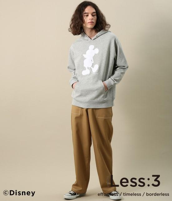 ジュンレッド   【Less:3/レスリー】サガラミッキープルパーカー - 13