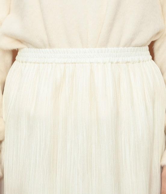 サロン アダム エ ロペ ウィメン | 【TIME SALE】ヨウリュウプリーツタイトスカート - 12