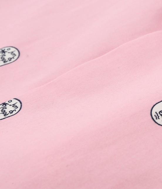 ジュン アンド ロペ | 【TIME SALE】ワッペン柄プリントカラーブロックスカート - 8