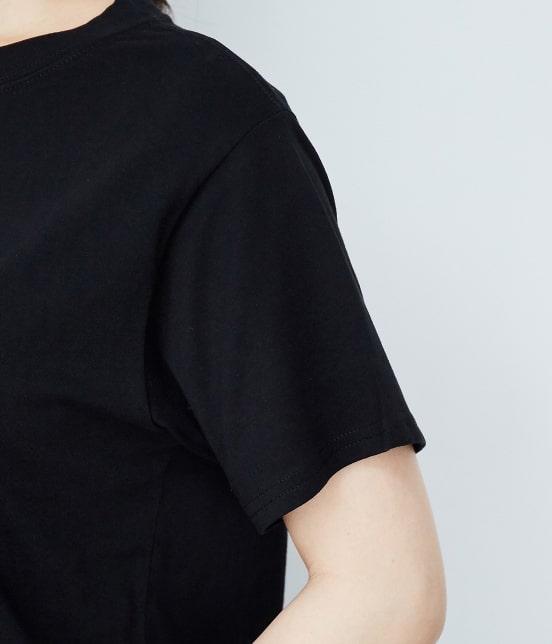 ロペピクニック | ロゴプリントTシャツ - 4