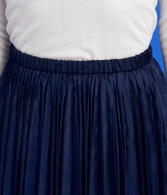 ロペ | 【ロペシスターズコレクション 辻直子監修】オーガンジープリーツスカート - 6