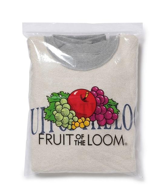 ジュンセレクト   【FRUIT OF THE LOOM】別注 リバーシブルスウェット - 11