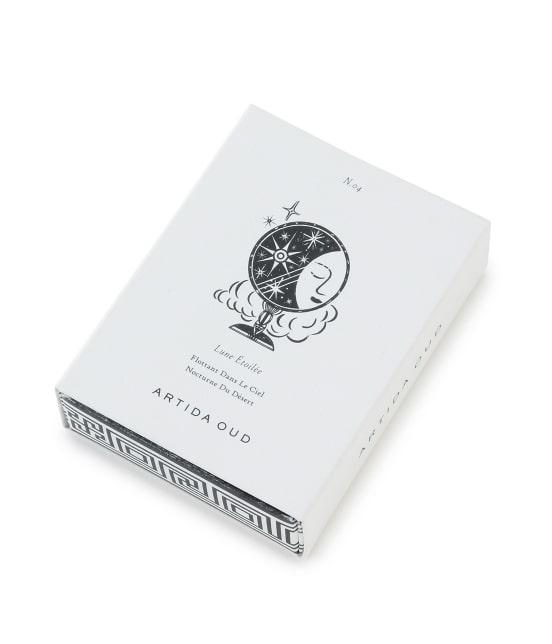 アダム エ ロペ ファム | 【ロペシスターズコレクション 辻直子監修】 【ARTIDA OUD】ストーン+チェーンピアス - 3