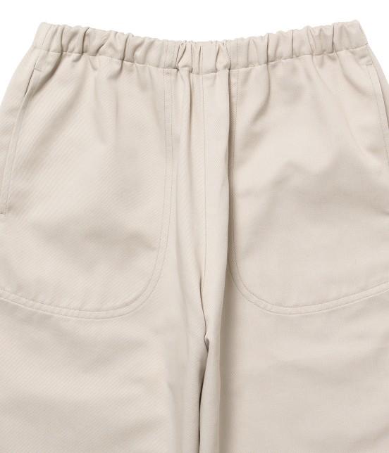サロン アダム エ ロペ ウィメン   【DANTON uniforme】TWILL EASY PANTS - 1