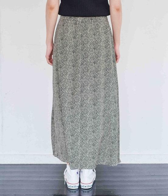 ロペピクニック   【WEB限定】レオパード柄ロングスカート - 2