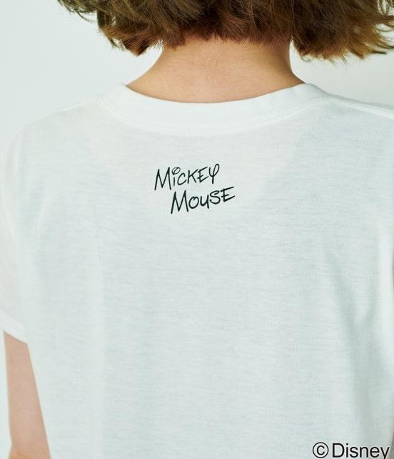 ロペピクニック   【DISNEY(ディズニー)】 MICKEY Tシャツ - 5