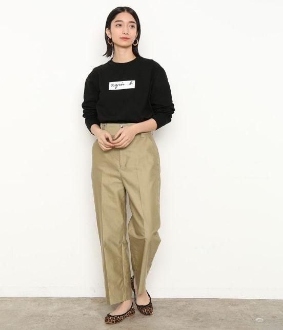 アダム エ ロペ ファム | 【agnes b. pour ADAM ET ROPE' 】Long Sleeve T-shirts - 14