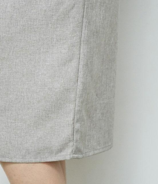 ロペピクニック | 【HAPPY PRICE】麻調アイラインスカート - 6