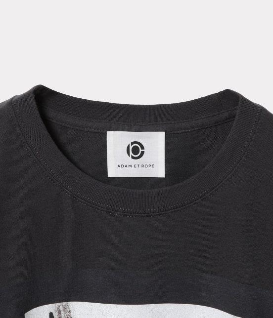 アダム エ ロペ オム | 【予約】【JIM JARMUSCH By ADAM ET ROPE'】MOVIE T-shirt - 1