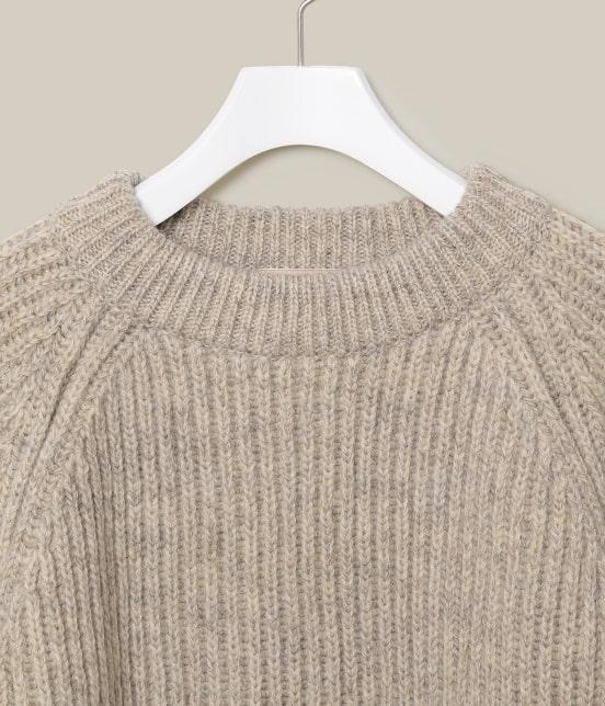 アダム エ ロペ ワイルド ライフ テーラー | 【BONCOURA】 Fisherman Sweater - 2