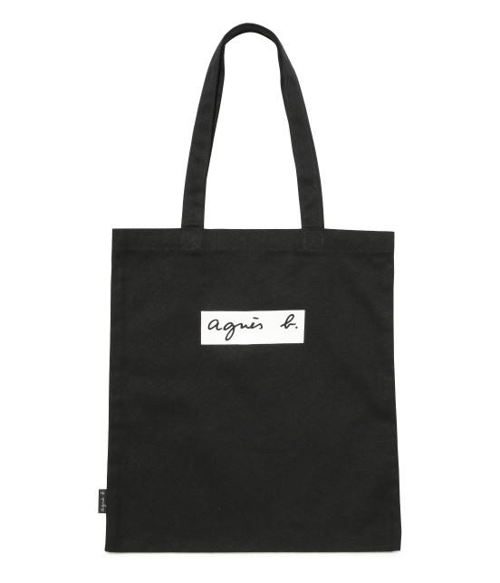 アダム エ ロペ ファム | 【agnes b. pour ADAM ET ROPE'】TOTE BAG WITH BOX LOGO - 10