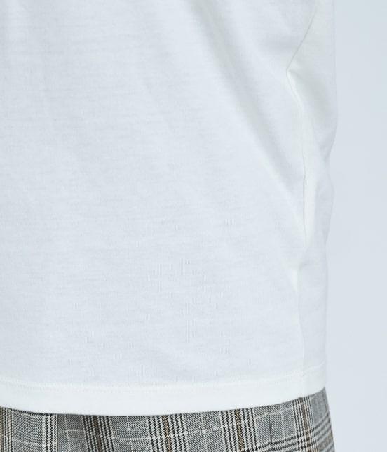 ロペピクニック | フロッキープリントルーズTシャツ - 6