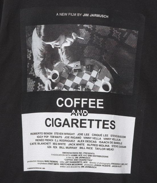アダム エ ロペ オム | 【JIM JARMUSCH By ADAM ET ROPE'】MOVIE T-shirt - 6