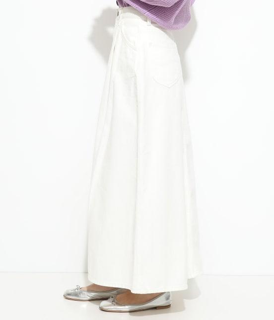 ビス   【予約】【Lee×ViS】デニムマキシスカート - 1