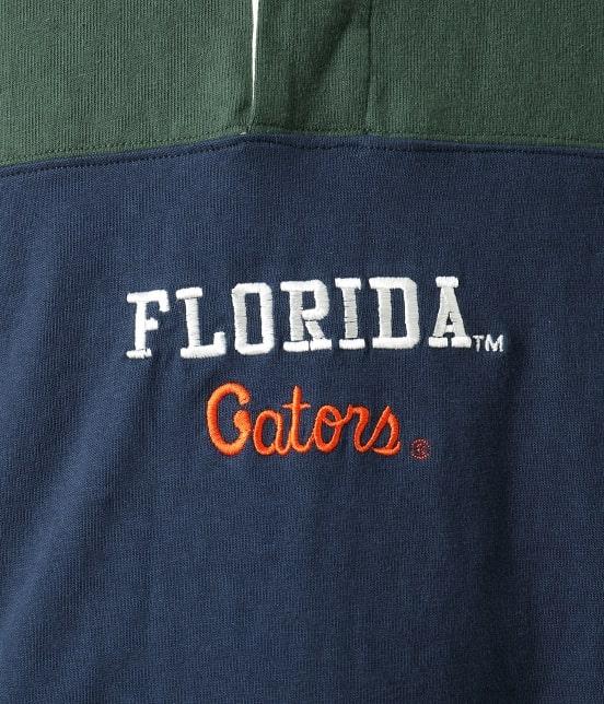 ジュンセレクト | 【UNIVERSITY OF FLORIDA × JUNRed】別注 ビックシルエット ラガーシャツ - 5