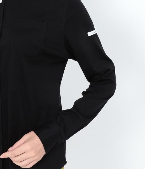 ジュン アンド ロペ   【UVCUT】【吸水速乾】【接触冷感】カットソーシャツ - 4