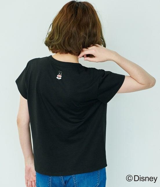 ロペピクニック | 【DISNEY(ディズニー)】 MICKEYロゴTシャツ - 2