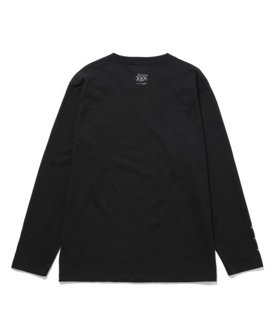 ジュンセレクト   【JUN SKY WALKER(S)×JUNRed】ロングTシャツ - 3