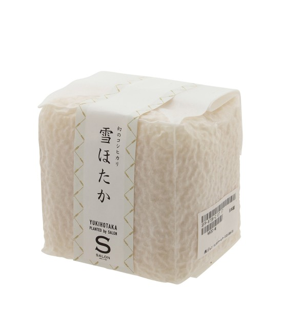 サロン アダム エ ロペ ホーム | 【雪ほたか planted by SALON】幻のコシヒカリ(2合) - 2