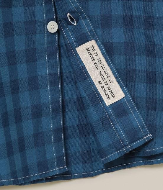 アダム エ ロペ ワイルド ライフ テーラー | 【BONCOURA】 ネルワークシャツ - 7