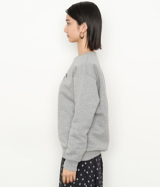 アダム エ ロペ ファム | 【agnes b. pour ADAM ET ROPE' 】SWEAT SHIRT - 3