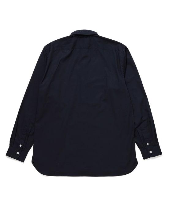 ジュンレッド | 【mens FUDGE  10月号掲載商品】ブロードセミワイドカラーシャツ - 5