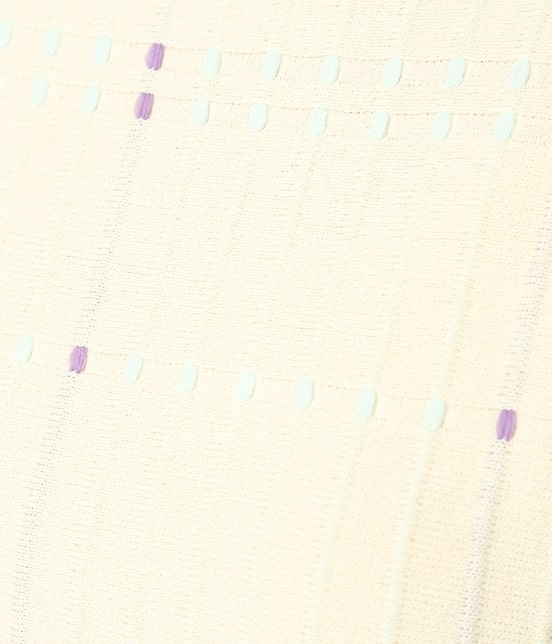 ロペピクニック | チェックジャガードプルオーバー - 6