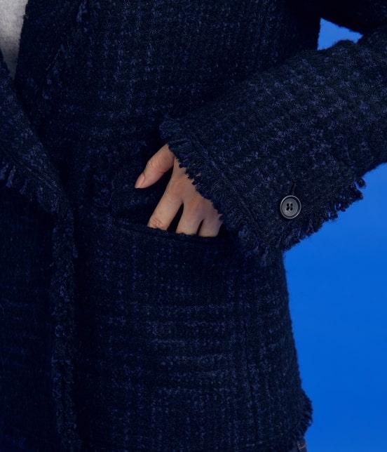 ロペ | 【ロペシスターズコレクション 辻直子監修】グレンチェックツイードジャケット - 7