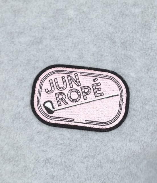 ジュン アンド ロペ | フリース×キルト ブルゾン - 5