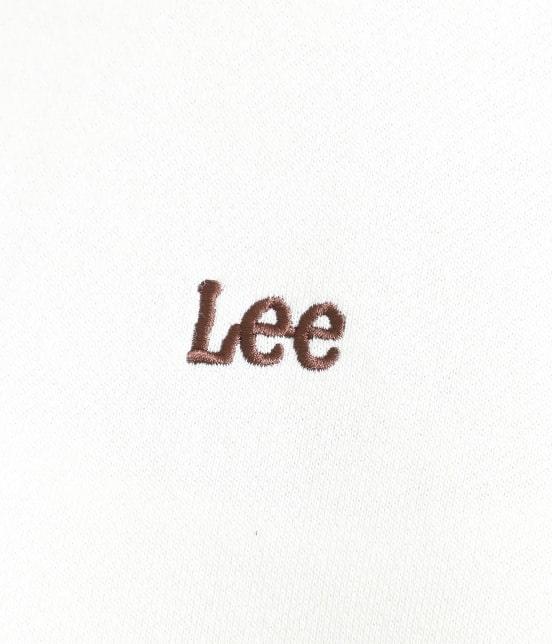 ビス | 【泉里香さん着用】【Lee×ViS】プチロゴ裏毛プルオーバー - 5