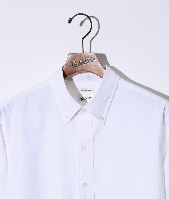 アダム エ ロペ ワイルド ライフ テーラー | 【Scye Clothing】別注ボタンダウンシャツ - 2