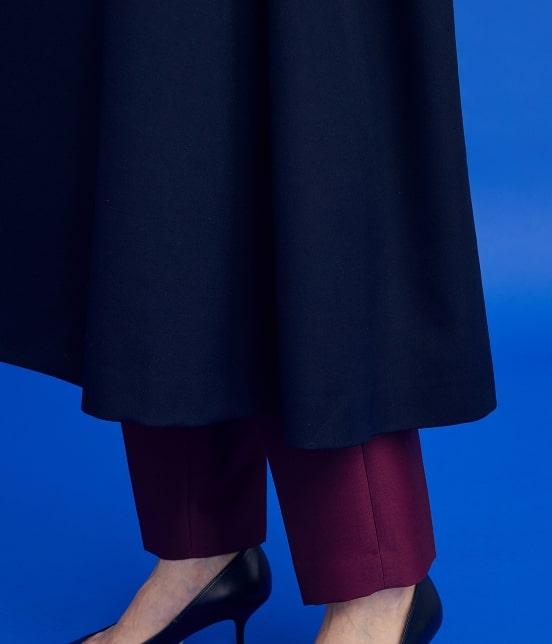 ロペ | 【予約】【ロペシスターズコレクション 辻直子監修】ウールツイルロングコート - 10