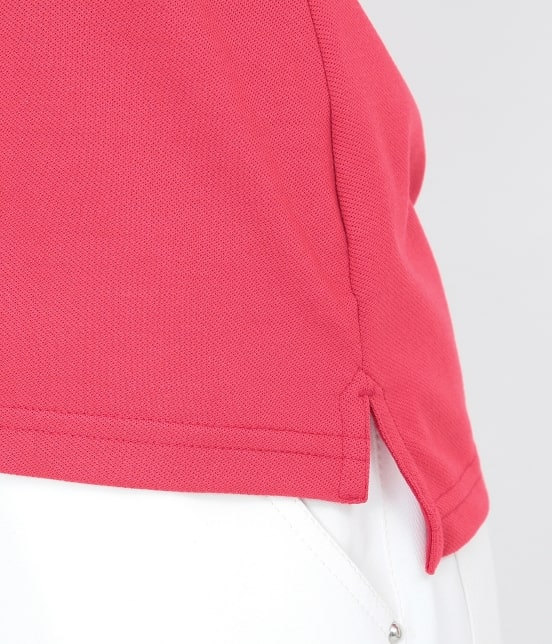ジュン アンド ロペ | 【UVCUT】【吸水速乾】【接触冷感】ミリオンアイス長袖ポロシャツ - 7