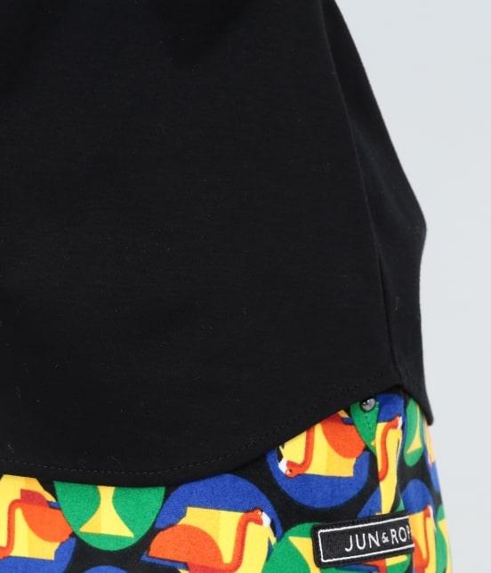 ジュン アンド ロペ   【UVCUT】【吸水速乾】【接触冷感】カットソーシャツ - 7