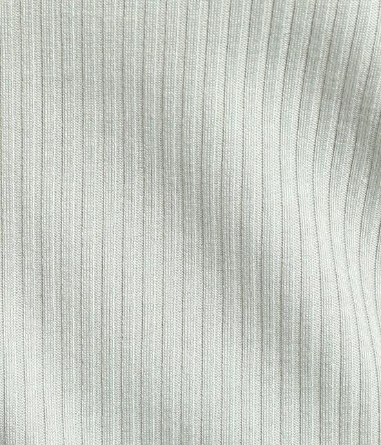 ロペピクニック | 【WEB限定】【2WAY】テレコスカラップ刺繍トップス - 6