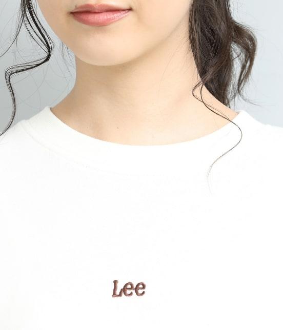ビス | 【泉里香さん着用】【Lee×ViS】プチロゴ裏毛プルオーバー - 3