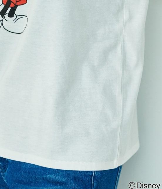 ロペピクニック   【DISNEY(ディズニー)】 MICKEY Tシャツ - 7