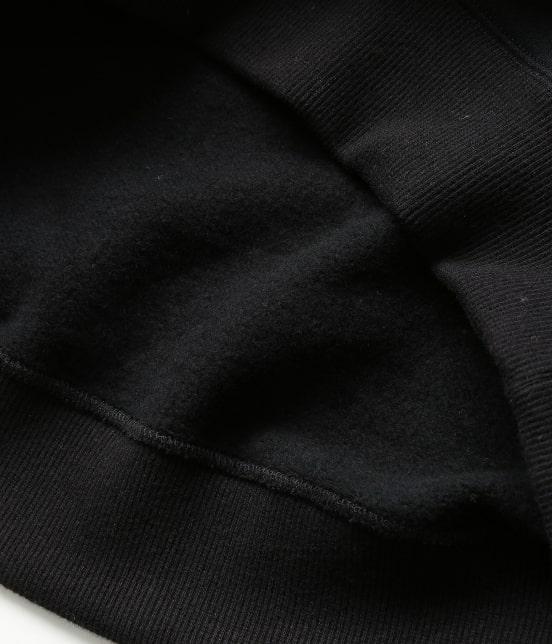 アダム エ ロペ ファム | 【agnes b. pour ADAM ET ROPE' 】HOODED PARKA WITH LOGO - 11