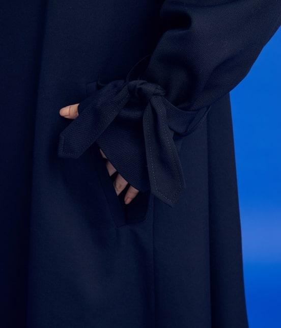 ロペ | 【予約】【ロペシスターズコレクション 辻直子監修】ウールツイルロングコート - 9