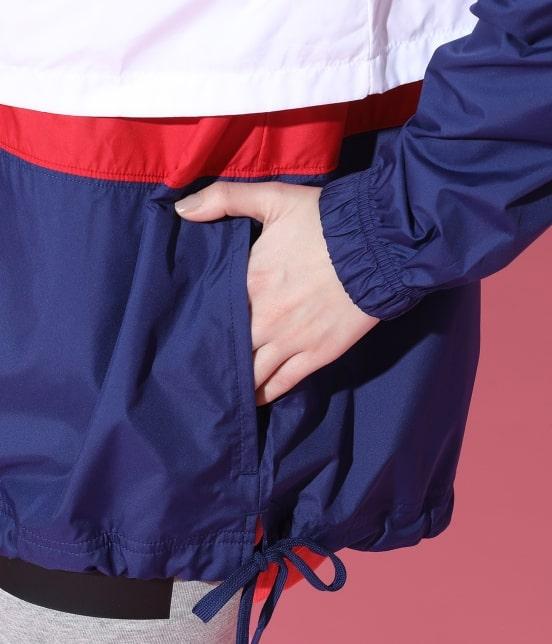 ナージー | 【NIKE】woven jacket - 7