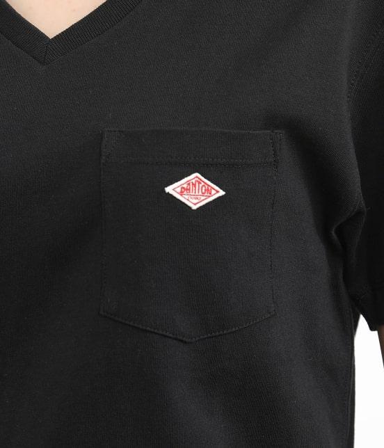 サロン アダム エ ロペ ウィメン | 【DANTON】VネックTシャツ - 8