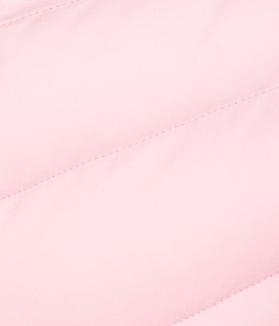 ジュン アンド ロペ   【予約】配色切替ダウンワンピース - 11