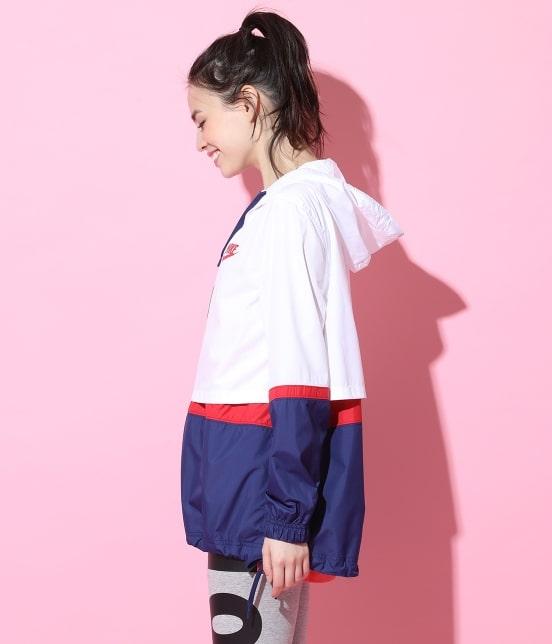 ナージー | 【NIKE】woven jacket - 2