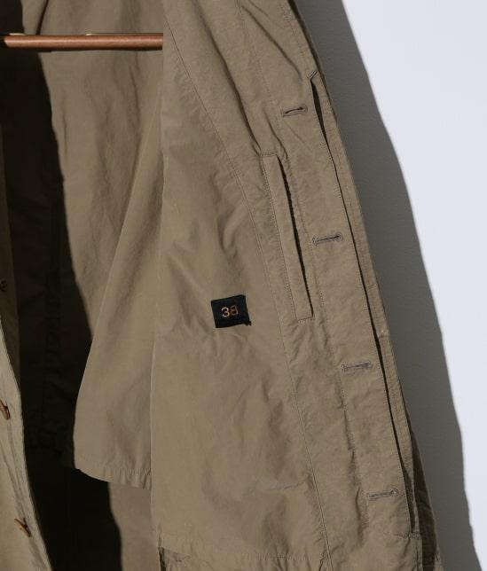 アダム エ ロペ ワイルド ライフ テーラー   【Scye Clothing】別注 バルマカーンコート - 6